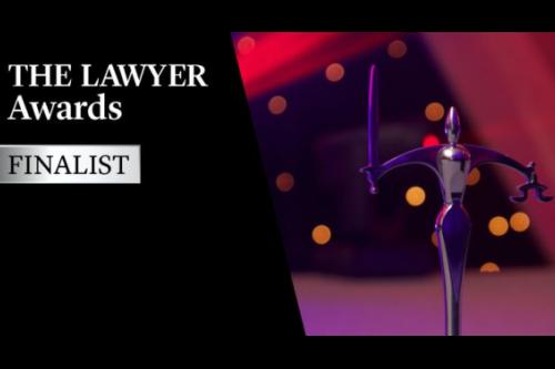Lawyer Awards - Finalist 500 x 333