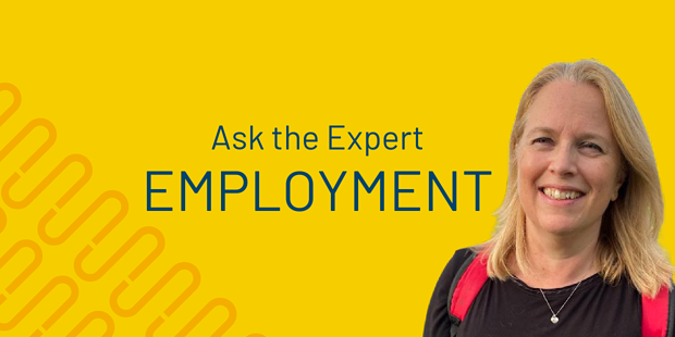 Ask the Expert - Employment