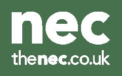 The NEC 401 x 250 trans white