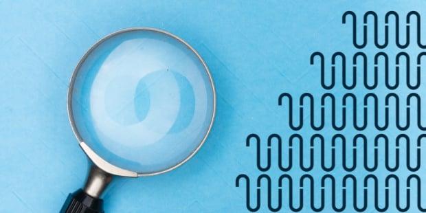 Saas Magnifying glass