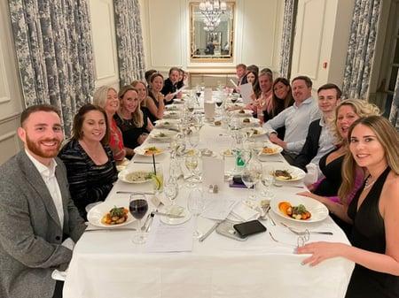 Team meal - Staff Retreat 500 height