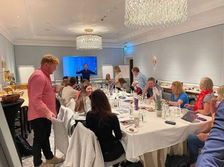 Team meeting - Staff retreat 500 height